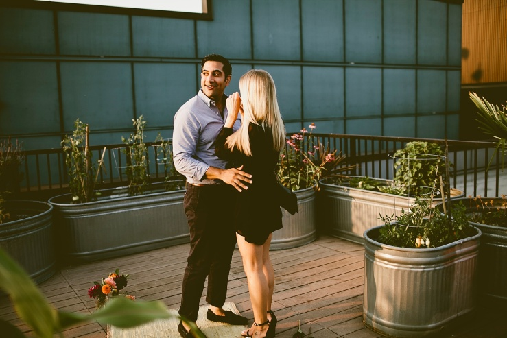 Engagement Photography // Seattle // Elizabeth Zuluaga Photography
